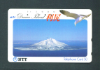 JAPAN  -  Magnetic Phonecard As Scan (430-148) - Japon