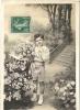 CPA AMICAL SOUVENIE écrite En Janvier 1912 Par Mme Choquart   200412 - Nouvel An
