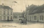 Boitsfort :  Entrée Du Village    ( Ecrit 1909 Avec Timbre )   DVD 13335 - Watermael-Boitsfort - Watermaal-Bosvoorde