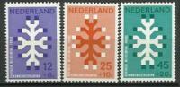 PAISES BAJOS   **      1969    896/898 - Nuevos