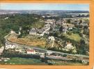 44  MAUVES  SUR  LOIRE    VUE  PANORAMIQUE   AERIENNE DU BOURG - Mauves-sur-Loire
