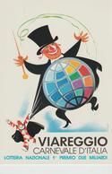 98-Carnevale-carnival- Carnaval Viareggio-Lotteria - Carnaval