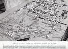 Maquette Du Grand Ensemble De Massy Antony Paris - Documents Historiques