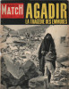 Paris Match N°570 Agadir Ava Gardner Lady Edwina Becker - Gente