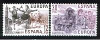 ESPAÑA  1981. TEMA EUROPA CEPT.NUEVO SIN CHARNELA. SES 570 - 1981