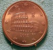 ITALY 5 CENT COLOSSEO 2002 UNC - Italy