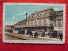 V7-69-rhone-lyon-la Magnifique Gare De Lyon-brotteaux-animee-voitures-automobiles- - Lyon