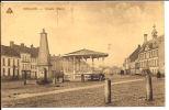 EECLOO Groote Markt Feldpost 1918 - Eeklo