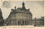 Cpa18 Paris Mairie Du XVIIIe - Arrondissement: 18