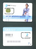 UNITED STATES  -  Mint/Unused Chip SIM Card/AT&T Chip 2 As Scan - Vereinigte Staaten