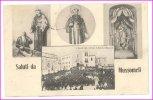 1910 SICILIA MUSSOMELI CALTANISSETTA VIAGGIATA NEL 1916 MANCA FRANCOBOLLO - Italia