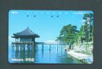 JAPAN  -  Magnetic Phonecard As Scan (331-462) - Japan