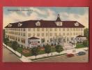 X0825 Lakewood, New Jersey. Hotel Brunswick,Litho Circulated. - Etats-Unis