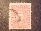 Early British Guiana Stamp #48 Used F/VF - British Guiana (...-1966)