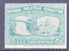 U.S. APS  NATIONAL PHILATELIC EXPO. Minn.  1929  * - United States