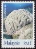 MALAYSIA 1997 Corals Symphillia Sp.  MNH [E1796] - Marine Life