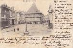 CPA 46 - SAINT-CERE - La Place Du Marché - France