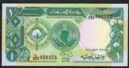 SUDAN P32  1  POUND  1985    UNC. - Soudan