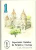 ESPAÑA - CATALOGO EXPOSICION FILATELICA DE AMERICA Y EUROPA . ESPAMER 87 - Sin Clasificación
