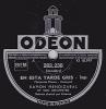 78 Tours - ODEON 282.238 - RAMON MENDIZABAL - EN ESTA TARDE GRIS - LEJOS De BUENOS-AYRES - 78 Rpm - Schellackplatten