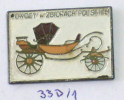 HORSE CARRIAGE - OLDTIMER Old Car, Vieille Voiture, Voitures Anciennes, Oude Auto - Badges