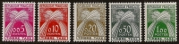 FRANCE 1960  YT  90, 91, 92, 93, 94 Neufs **  Timbre Taxe - 1960-.... Mint/hinged