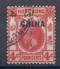 CHN0885 LOTE CHINA YVERT Nº 36 BUREAUX ÉTABLIS - Gebraucht