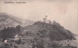 SCOFFERA TORRIGLIA GENOVA CASTELLO BEKI VIAGGIATA 1928 X GENOVA ORIGINALE D´EPOCA 100% - Genova