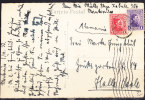 T)1928.CIRC.POSTAL CARD URUGUAY TO GERMANY,ARTIGAS.- - Uruguay