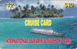Antilles International Seafarer´s Cruise Card €12 - $10 - Antilles (Françaises)