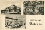 Wemmel : Restaurant  BALCAEN  (  Geschreven Met Zegel  )   !!!!!  Licht Beschadigd Bovenaan - Wemmel