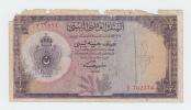 LIBYA 1/2 POUND 1955 P 19b 19 B - Libye
