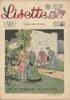 LISETTE - N° 29 - 17 Juillet 1949 - ETAT SUPERBE - Kranten