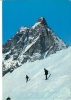 Italie - M Cervino, Valle D´Aosta, Aoste, Ski, Skieurs - Caserta