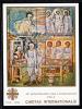 Vatican MNH Scott #857 Souvenir Sheet Of 4 40th Anniversary Of Caritas International - Vatican