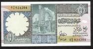 LIBYA   P52   1/4  DINAR   1990    UNC. - Libië