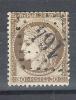 CERES N° 56, 30 C, Obl GC 164 D ' ARLES, Bouches Du Rhône, TB ! - 1871-1875 Cérès