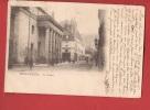 X0866 Besançon,le Théatre,Animé. Précurseur,cachet 1908 - Besancon