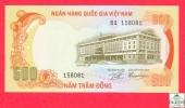 South Vietnam 500 Dong 1972 - 1975  - UNC - Banknote / Sud Viet-nam - Billet - Papier Monnaie - Viêt-Nam