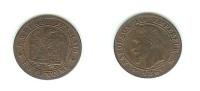1 CT NAP 1861 K - France