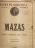 """EDITION NATIONALE """"MAZAS"""" Pour Violon  études Spéciales Lucien CAPET  44 PAGES - Musique & Instruments"""