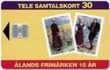 Åland Islands.   Stamps Of Åland