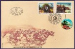 1996  RRR  JUGOSLAVIJA JUGOSLAVIA SRBIJA CRNA GORA STAMPS WITH ENGRAVER FDC IPICA CAVALLI  VERY RARE   RRR  LUX - FDC