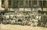 Souvenir De Bitche 1923 Les As De 5 Et 6 Aux Patates - Casernes