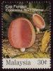 MALAYSIA Cup Fungus/Cookeima Tricholoma MNH [E1781] - Champignons
