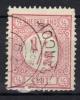 Niederlande  N °  30 - 1852-1890 (Guillaume III)