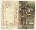 PEEK FREAN CIE  THE OLD STORY  HOMME DEVANT TOILE PEINTURE  11ET 6.6 CMS - Sin Clasificación