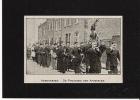 Hoegaarden  - De Processie Der Apostelen 1931   - Afbeelding Uit Tijdschrift Formaat: 6x10cm - Hoegaarden