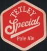 SOUS BOCK- TETLEY SPECIAL - Beer Mats