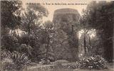 CPA Cherbourg  La Tour Du Jardin  Liais Ancien Observatoire 50 Manche - Cherbourg